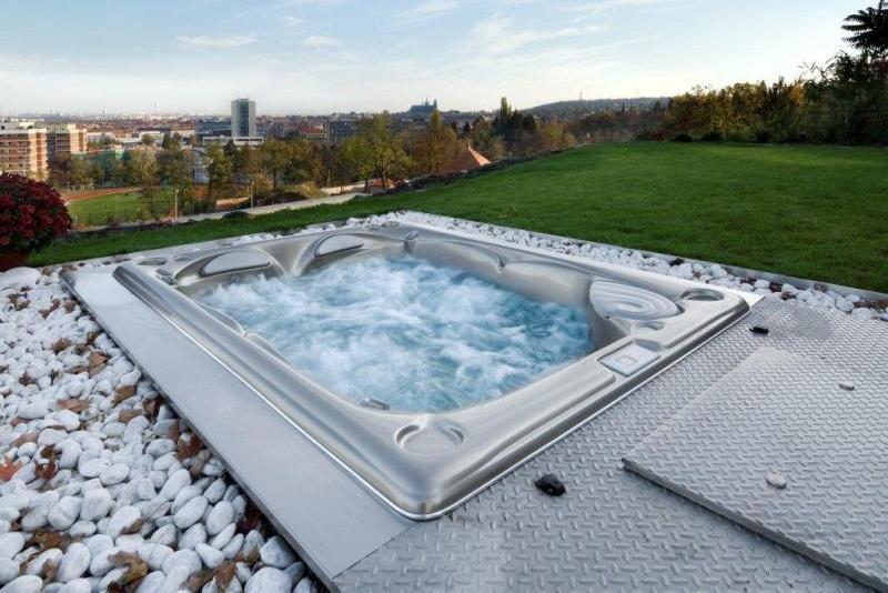 Zupełnie nowe SPA, baseny, wanny, hydromasaż, jacuzzi, minibaseny SPA - Kompleks QS31